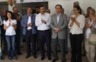 Bir aşiret daha HDP'ye katıldı