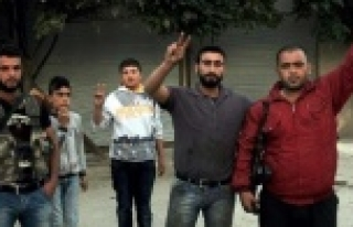 Burası Kobani...