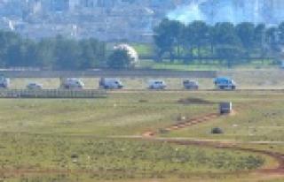 Burası Urfa sınırı...