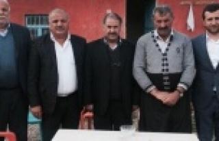 Çakmak'dan Öcalan'a ziyaret