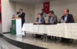 Çelik:'Muhalefet Kemal Derviş'i tayin edecek'