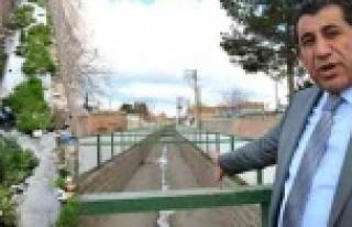 Ceylanpınar Belediyesi'den Antep Deresi Temizlik...