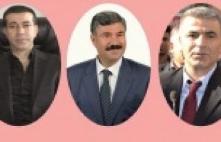 CHP'nin Urfa adayları belli oldu