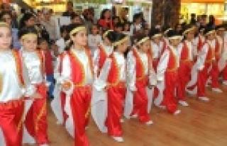 Bayramlarını Urfa City'de kutladılar...