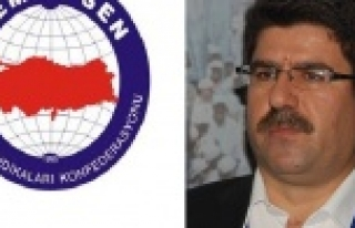 Çoşkun:Hedef Türkiye'nin istikrarı olmalıdır