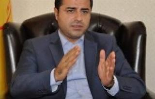 Demirtaş, kutlama için Urfa'ya geliyor