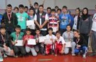 Derbent Gençliksporlu Sporcular Madalyaları Topladı...