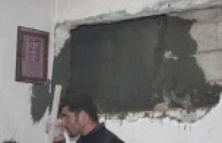 Duvar çöktü!