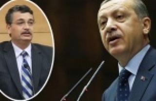 Erdoğan, Güvenç'e ilk talimatını verdi