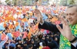 Erdoğan, Urfalılardan destek isteyecek