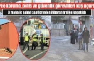 Erdoğan'a üst düzey güvenlik önlemi