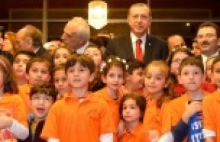 Erdoğan'ı heyecanlandıran Urfalılar