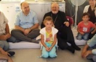 Ermeni Patriği kimleri ziyaret etti...