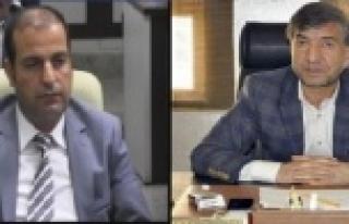 Eyyübiye Belediye Başkan yardımcıları...
