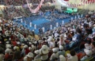 Eyyübiye Belediyesi, 13 bin öğrenciyi sevindirdi...