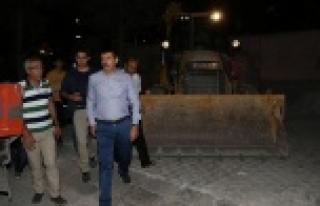Eyyübiye'de parklar açılışa hazır
