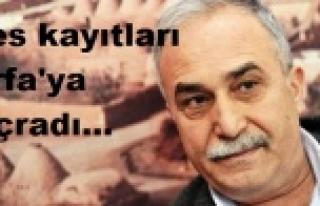 Fakıbaba'nın konuşması yayınlandı