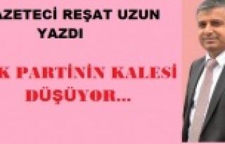 Gazeteci Uzun Urfa seçimini değerlendirdi.