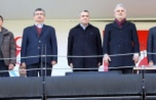 Güvenç, Urfaspor'u yalnız bırakmadı