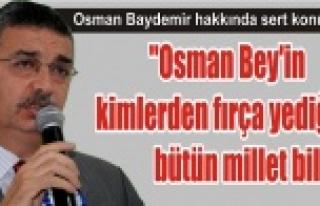 Güvenç'ten BDP'lileri üzecek açıklama!