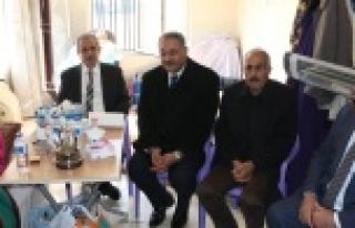 Haliliye Belediyesi'nden Suriyeli Şaire yardım...
