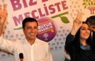 HDP kutlamayı nerede ne zaman yapacak?