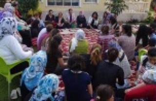 HDP'li adaylar, Kısas'tan destek istedi