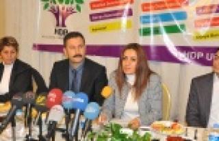 HDP'nin hedefi büyük