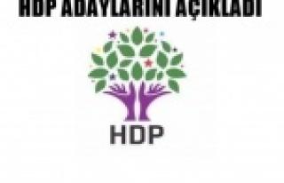 HDP'nin Kongre tarihi açıklandı...