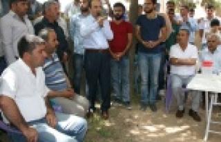 """""""HDP'ye verilecek her oy bir hayat kurtaracak""""..."""