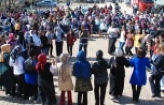 Hilvan'da 8 Mart Dünya Kadınlar Günü Etkinliklerle...