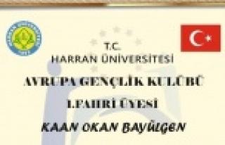 HRÜ Bayülgen'i onurlandırdı