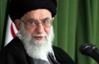 İran'ın lideri bakın müslüman ülkelere ne...