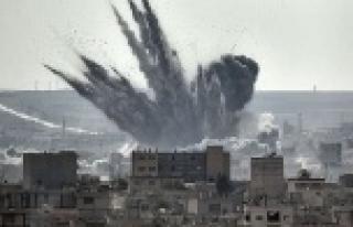 IŞİD Kobani'de toplu intihara geçti!
