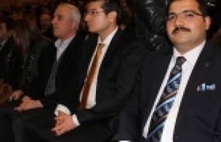 İşte AK Parti Haliliye Yönetimi...