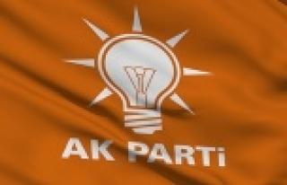İşte AK Parti'nin listesi