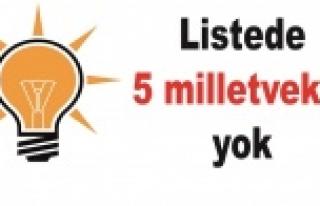İşte AK Parti'nin Urfa adayları…