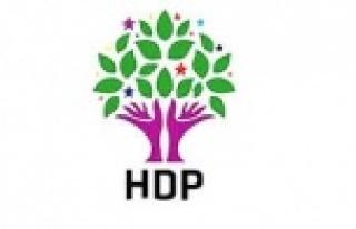 İşte HDP'nin Urfa adayları...