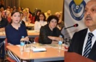 Kadın Komitesi Urfa'da toplanıyor