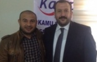 Karahan'dan KAŞİP'e ziyaret
