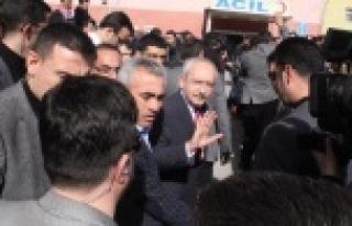 Kılıçdaroğlu, Çocuk Hastanesini ziyaret etti