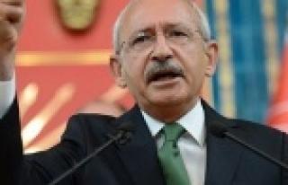 Kılıçdaroğlu, Urfa'da ısrarlı
