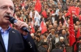Kılıçdaroğlu Urfa'ya geliyor