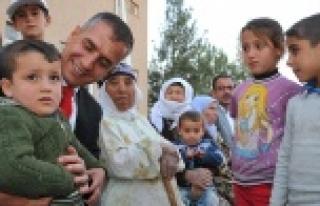 Kobani ve Suruç'un Başkanı...