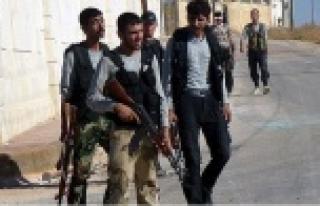 Kobani'de büyük ilerleyiş