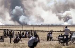 Kobani'de haberler kötü!