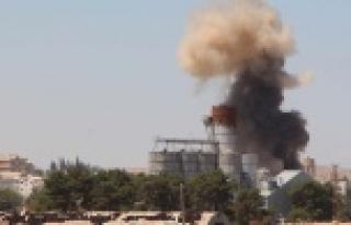 Kobani'ye ikinci bombalı saldırı