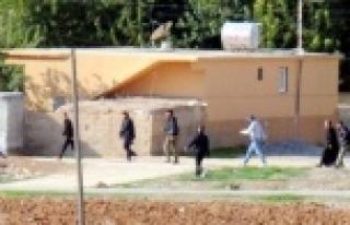 Kobani'ye Peşmergeden önce onlar girdi