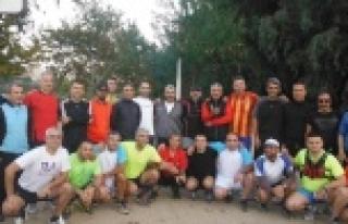Maraton için Urfa'ya geliyorlar