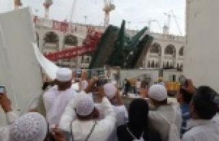 Mekke'de blanço ağır